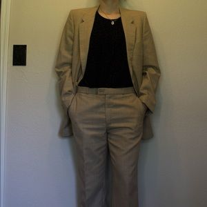 YSL Light Tan Blazer